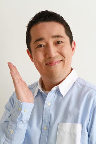 個性派男性俳優のプロフィール写真